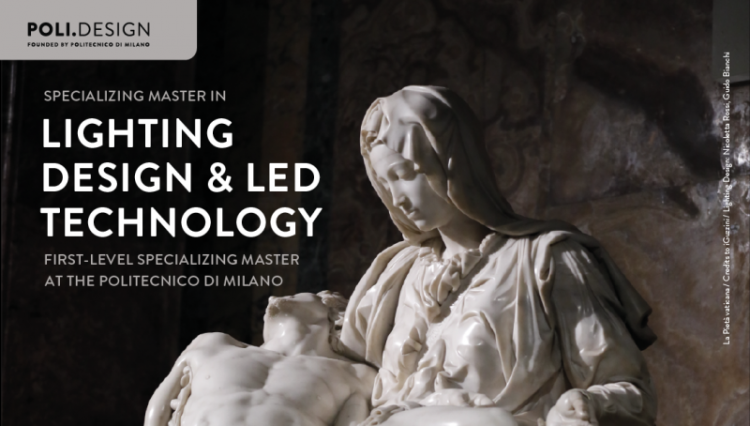 Master POLI.design Lighting Design & Led technology