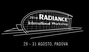 International Radiance Workshop 2016