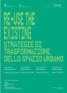 REUSE Serate di Architettura a Milano