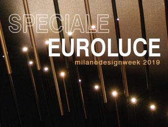Speciale Euroluce 2019