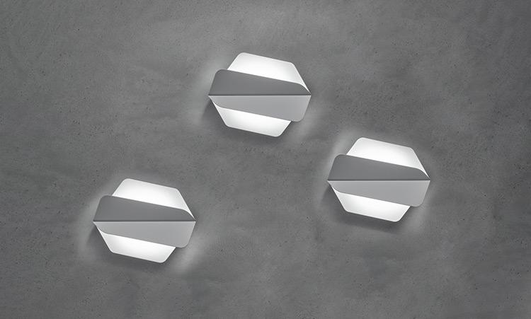 Composizione di lampade Dolomite