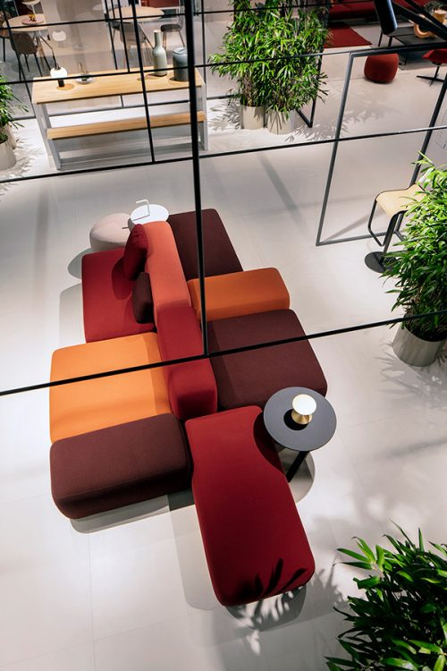 Lapalma divano a IMM Cologne