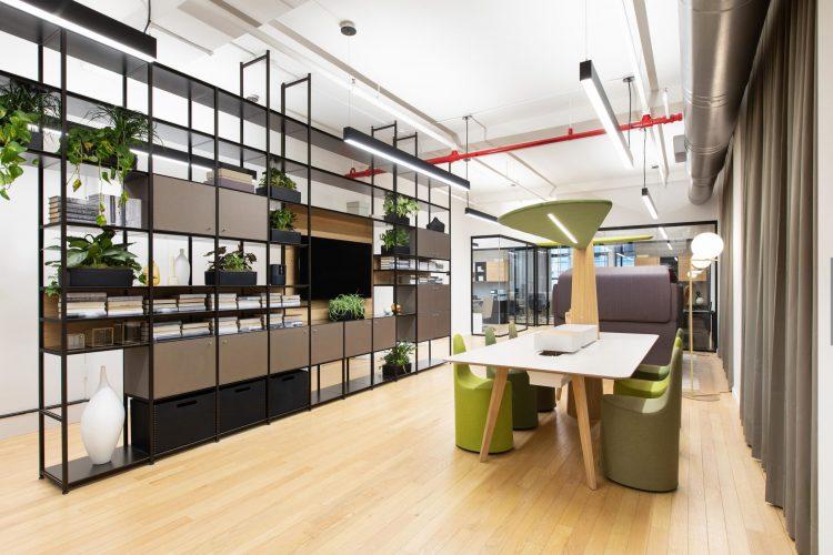 Arredo Gamma Office Srl.Estel Sbarca Nella Grande Mela Officebit Arredi E Mobili Per