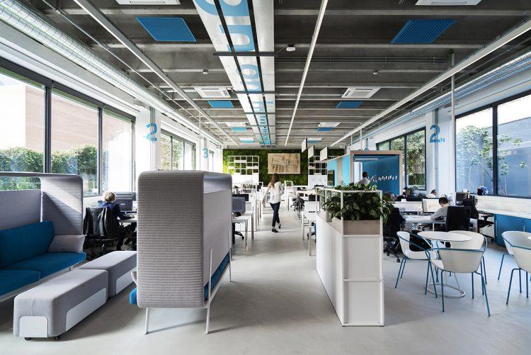 Uffici smart working Progetto CMR