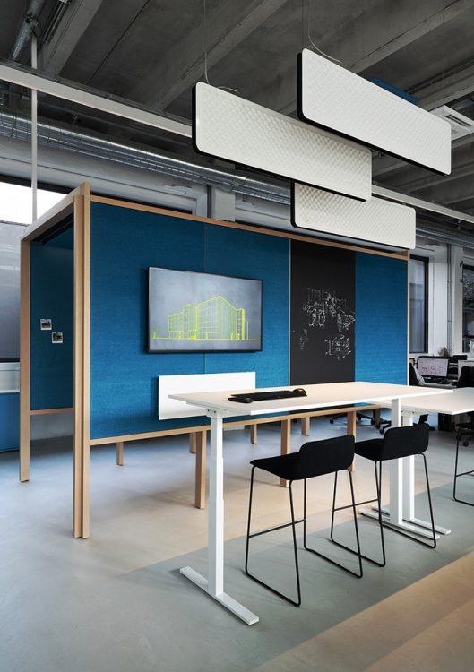 Uffici smart working di ProgettoCMR