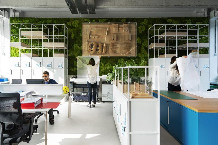 I Nuovi uffici Progetto CMR