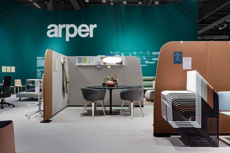sostenibilità Arper