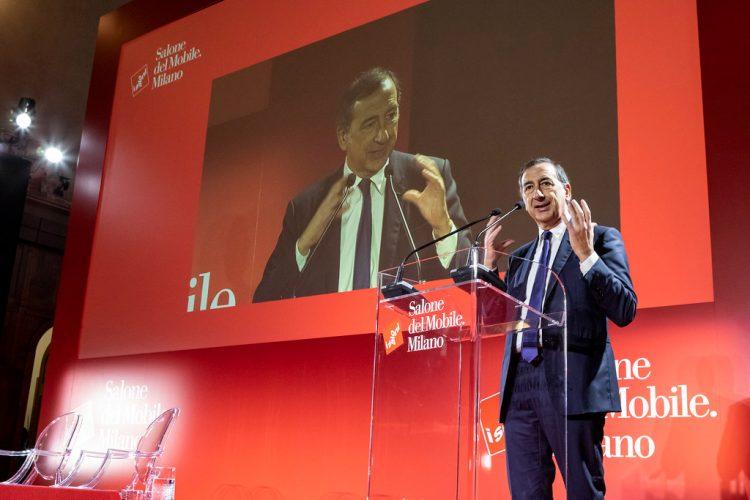 conferenza stampa 59 edizione il salone del Mobile Milano