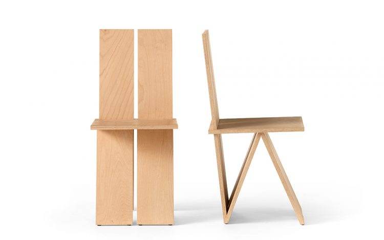 sedia sostenibile ariva - Sitia