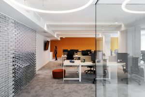 Mailup Group Office Design