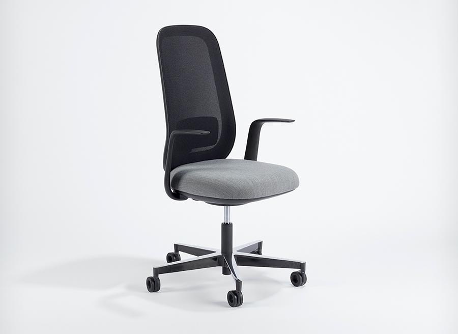 skate sedia ufficio
