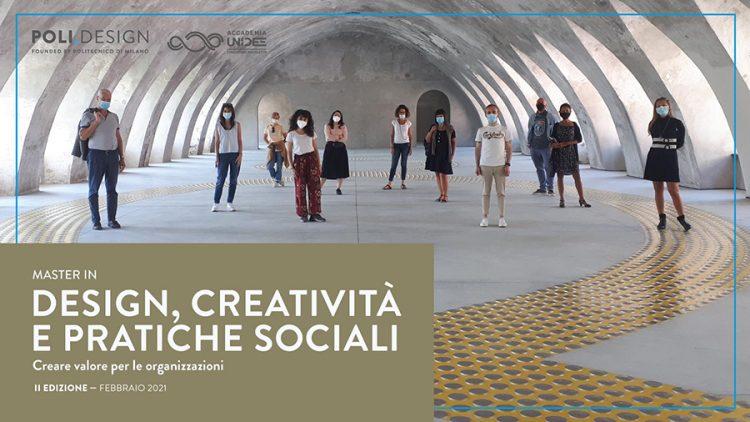 Master Executive in design creatività e pratiche sociali