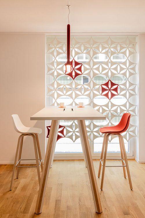 Gli interni di LAPALMA for Architects a Lucerna